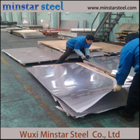 Jual Hot Sheet 7 Gauge Stainless Steel Sheet 2B Finish 304 304L
