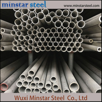 Cold Rolled 201 Diameter 42mm DN32 Stainless Steel Pipe