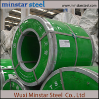 Hot Rolled 310S Stainless Steel Coil dalam Stok